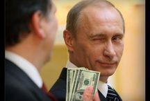 Бедность в России выгодна только Путину.