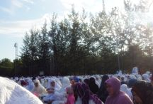 Idul Fitri 1434 H / Eid is a festival for Muslims all over the world, I was in Indonesia come celebrate .. very sunny weather .. Maaf lahir dan Bathin :)