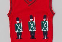 Christmas clothes. / by Sandy Eyler