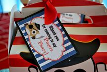 Pirate Party Ideas and Inspiration (kids birthday) / Pirate Party Ideas and Inspiration (kids birthday). DIY craft