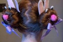 Easter Hair