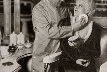 Max Factor at work / by Glamour Daze