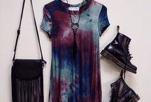 Clothes grunge