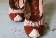 Retro shoes / My love- retro shoes