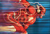 ninth art of super heroes