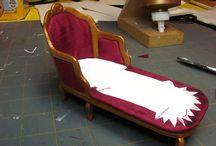 Long fauteuil