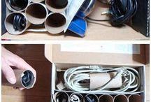 Armadi e cassetti organizzati