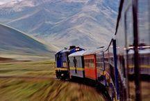 Interrail / summer of 2014