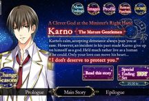 Star crossed myth - Karno