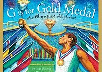 Books and activities about the Olympics