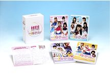 Pretty Guardian Sailor Moon (PGSM) Live Action DVDs / A collection of the DVDs for the live action series, Pretty Guardian Sailor Moon / PGSM.