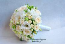 Bukiety ślubne (wedding bouquet)