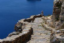 Amorgos The Big Blue