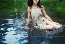 fashion photography // water