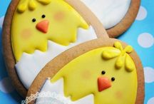 perníčky Velikonoce