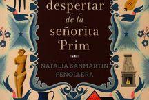 Señorita Prim / Todo lo referente a este revelador y maravilloso libro.
