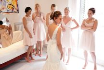 Getting Ready Wedding Photos by ROSSINI PHOTOGRAPHY