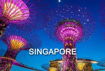 - Super Singapore - / Feel the humidity rise where you are just from these pins...
