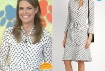Today Show Style & Clothes by WornOnTV / Fashion from The Today Show on NBC