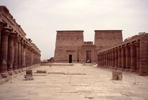 Egypt-Isis Temple at Philae