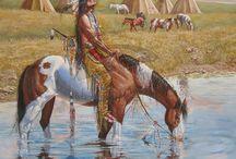 native american art / by shane s
