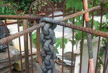 Metall knoten