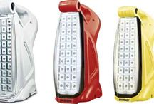 Emergency Lights / An emergency light is a battery-backed lighting device that switches on automatically when a building experiences a power outage. Emergency lights are standard in new commercial and high occupancy residential buildings, such as college dormitories. Most building codes require that they be installed in older buildings as well.