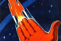 I like Soviet Propaganda Art