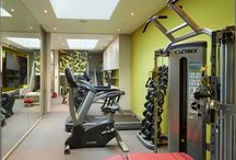 Home Gyms / Beautiful gyms for the ultimate performance - first timers or pros