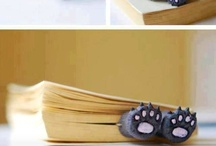 Creative book markers
