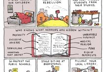 Banned Books Week / by Renee Schloss