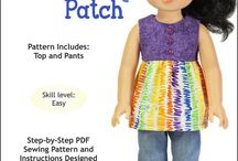Doll Tag Clothing Patterns