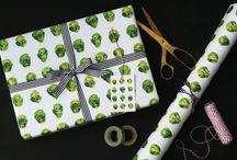 Festive inspiration / Xmas gift and decoration ideas
