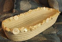 fabric baskets &more / by Kathy Garcia