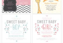Baby Shower / by Amanda Croley