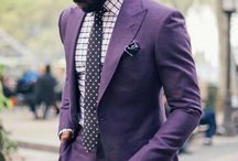 Men in Colours / Mens bright and standout colours