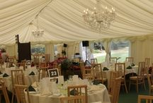 Marquee Party Ideas / Celebrate a birthday, anniversary, christening or any occasion with one of our themed party marquees and tents.
