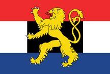 COUNTRY ~ Benelux: Belgium, Netherlands and Luxembourg ~ Benelux-maat