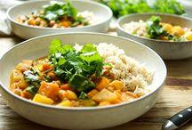 Curry ( Süßkartoffel )