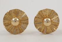 Vintage Earrings / Take a look at our beautiful vintage earrings!