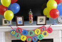 Birthday Party  / by Maria Beaulieu