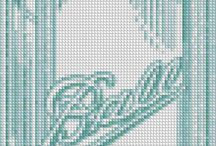 Cross Stitch / Cross Stitching