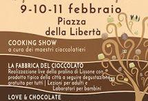 Festa del Cioccolato 9-10-11 febbraio Lissone (MB)