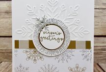 Snowflake specific Christmas cards
