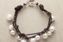 Jewelry / Jewelry that I like.  / by Susan Simons