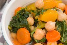 Food - vegi / Vegetariske opskrifter og inspiration