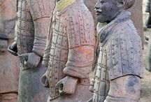 warriors terracotta