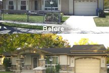 exterior makeovers