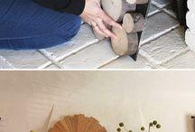 varie con il legno