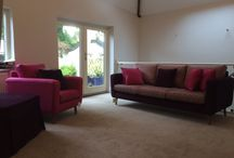 A house becomes a home... / Our furniture in their new homes!